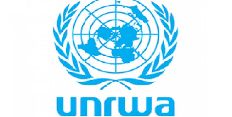 U.N. agency for Palestinians lays off hundreds as U.S. cuts funding.  Photo: UNRWA logo