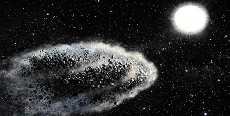 Destrucción de un meteorito / Imagen ilustrativa / Lauri Voutilainen