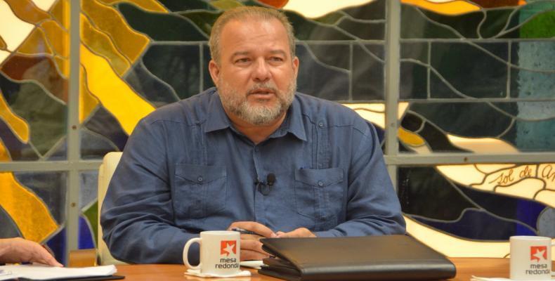 Marrero adelantó que en el país se adoptarán medidas para evitar el fenómeno de los llamados coleros. Foto: @PresidenciaCuba