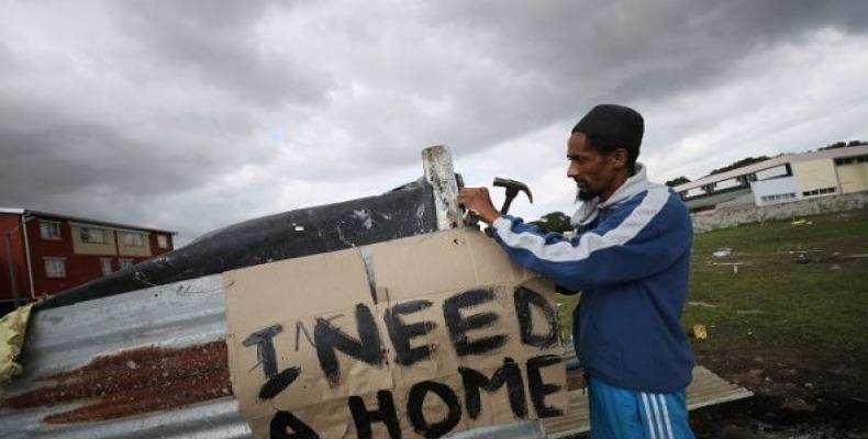 About 95% of the wealth in South Africa is still owned by 10% of the country's population.  Photo: Reuters