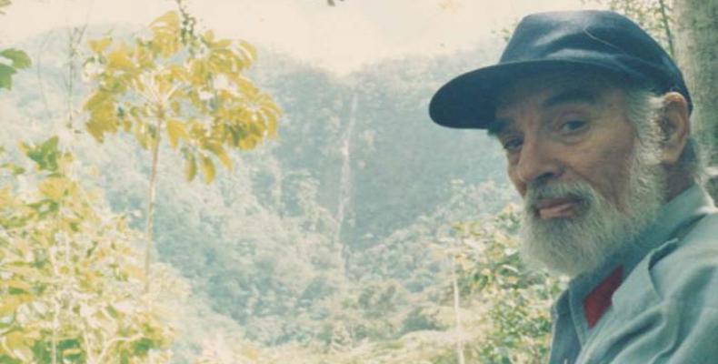 El Instituto de Geografía Tropical realiza una intensa jornada en homenaje al natalicio del científico cubano Antonio Núñez Jiménez.Foto:Granma.