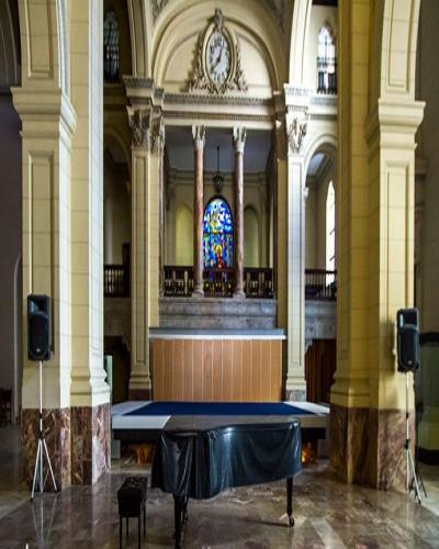 Oratorio San Felipe Neri, en el centro Histórico de La Habana. Foto: Internet