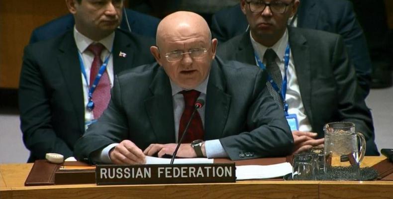 Rusia en la ONU