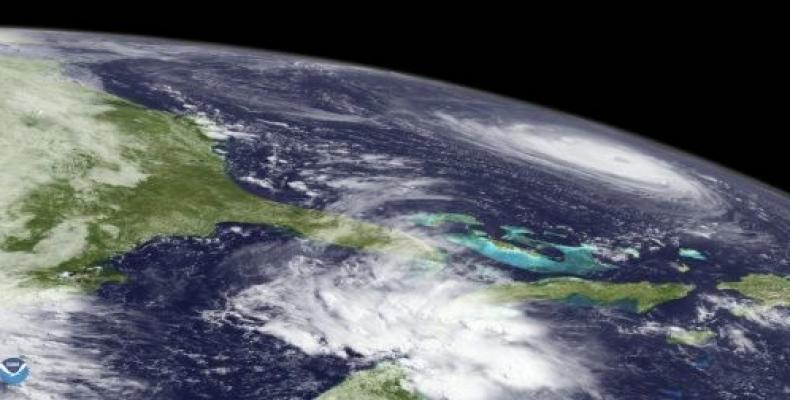 Hay 60% de posibilidades de que la temporada vea entre tres y seis grandes huracanes, es decir con vientos de 178 km/hora o más, anunció en EEUU la Administraci