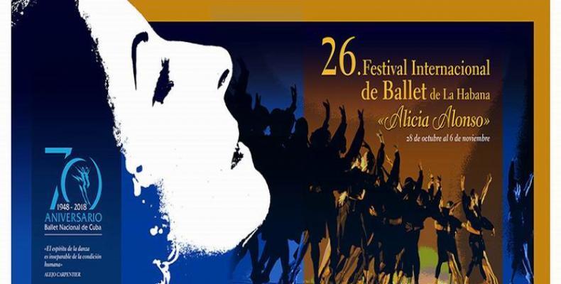 Comienza Festival Internacional de Ballet de La Habana . Foto: PL.