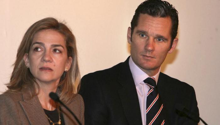 Infanta Cristina e Iñaki Urdangarín