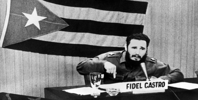 On July 17, 1959, Fidel explains to the people that revolutionary leaders are not necessarily prime ministers.