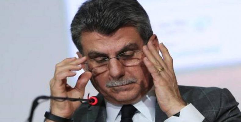 Brazilian interim Planning and Development Minister Romero Juca