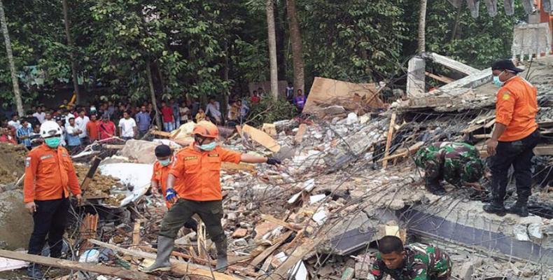 Ofrecen más de 25 países ayuda a Indonesia tras terremoto y tsunami. Foto: Archivo.