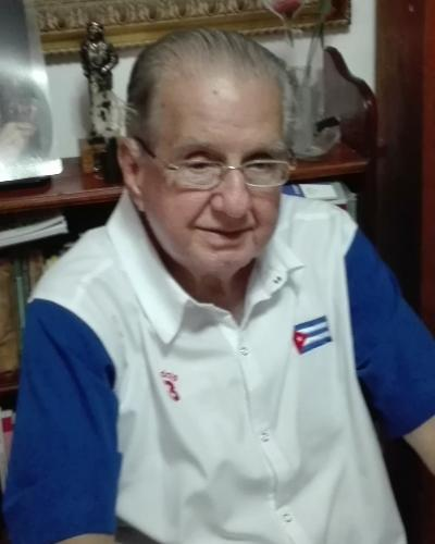 Profesor Rodrigo Alvarez Cambra