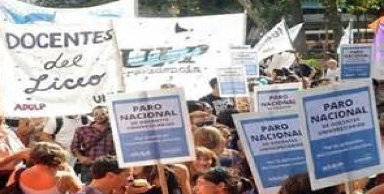 Docentes universitarios argentinos