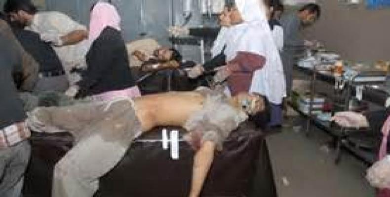 Herido en atentado en Lahore, Pakistán