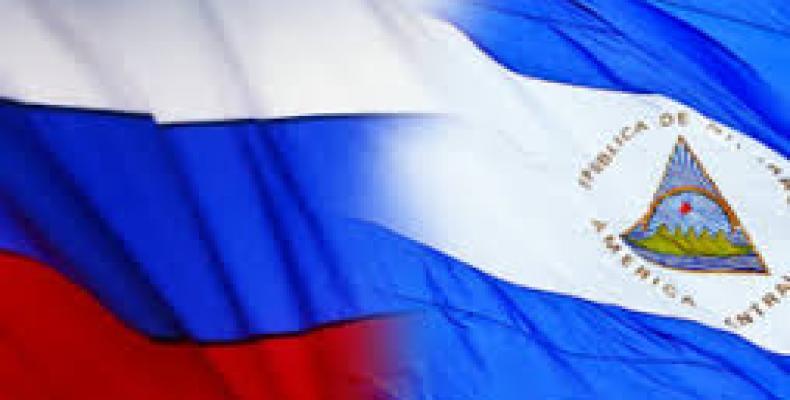 Rusia-Nicaragua