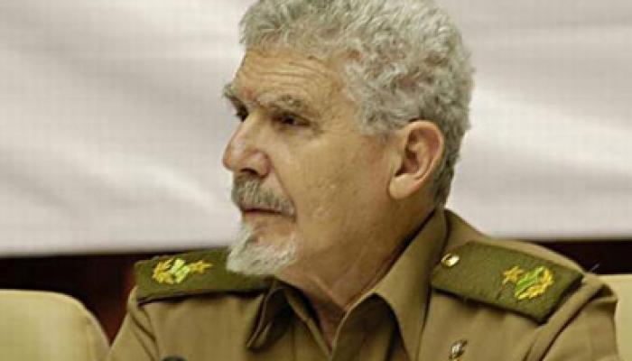 Comandante de la Revolución Ramiro Valdés. Foto: Archivo
