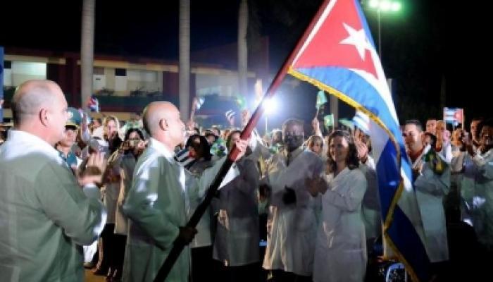 Los médicos cubanos tienen gran prestigio en todo el orbe. Foto: Archivo