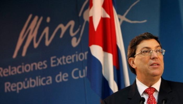 Rodríguez manifestó que ambas partes continúan avanzando en los vínculos económico-comerciales y de cooperación. Foto: Archivo