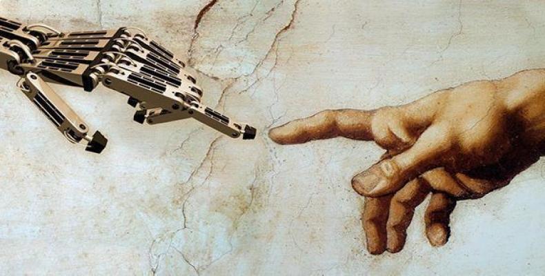 Un país como el nuestro está obligado a desarrollar dispositivos, programas, equipos, con inteligencia artificial.. Imagen ilustrativa: Getty.
