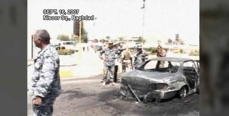 Blackwater mercenary faces retrial for murder in Nisoor Square Massacre in Iraq.  Photo: Google