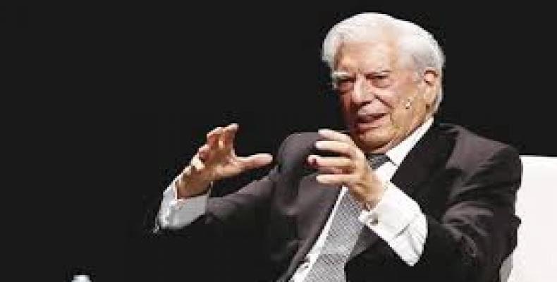 Vargas Llosa. Foto/ internet