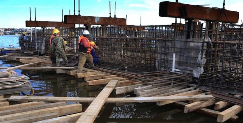 Esta instalación se consolidará como la segunda más importante del país. Foto: MundoMarítimo