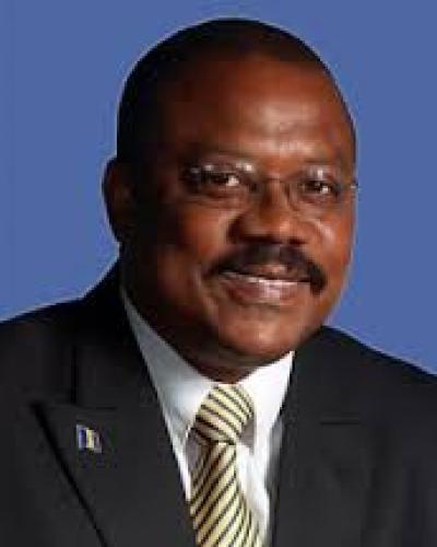 Ministro de Salud de Barbados, John Boyce
