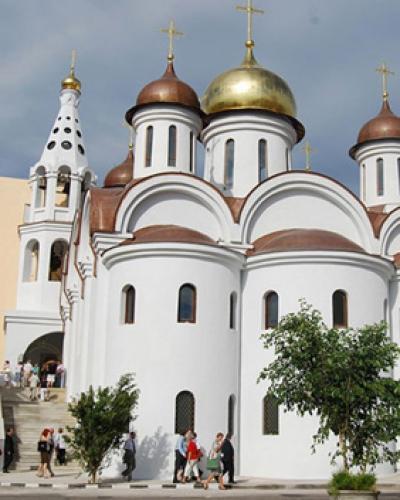 Iglesia Ortodoxa Rusa en Cuba