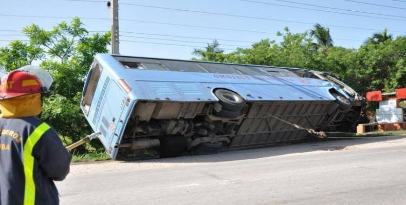 En los últimos meses han aumentado los accidentes del tránsito en el país. Foto: Archivo