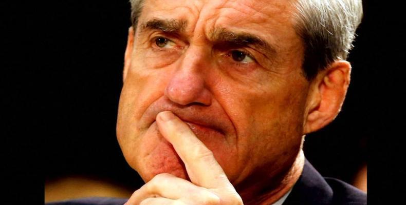 U.S. Special Counsel Robert Mueller