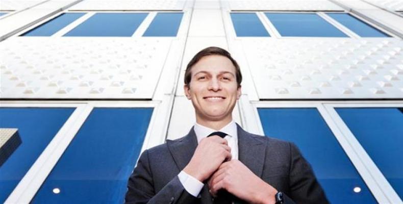Jared Kushner, Donald's Trump son-in-law