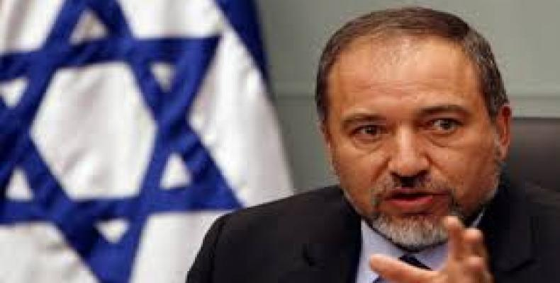 Avigdor Lieberman, right-wing Israeli politician  (Photo: Google)