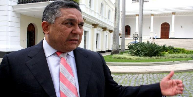 Pedro Carreño, diputado a la Asamblea Nacional de Venezuela