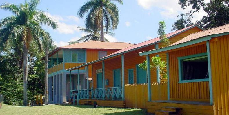 Casa natal de Fidel Castro en Birán, Holguín
