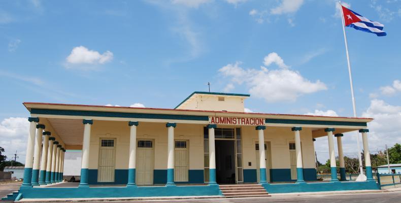 Museo La Comandancia de las FAR – Jagüey Grande. Foto/Esteban Martínez