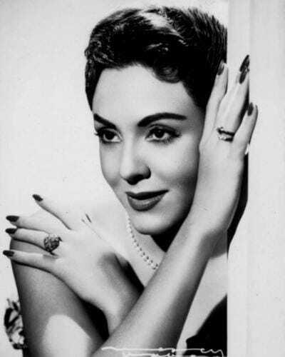 Actriz cubana Gina Cabrera. Foto: Actuar Cuba.
