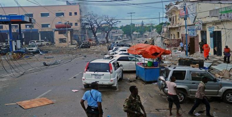 Misión de la Unión Africana en Somalia,