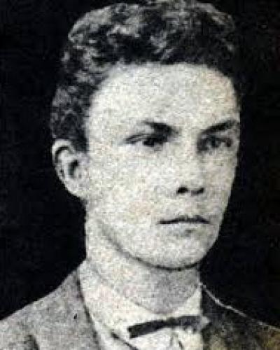 José Martí a los 16 años de edad. Foto: Archivo