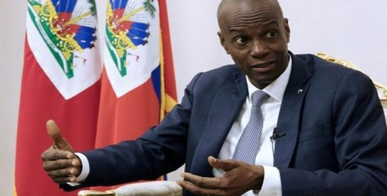 Haitian President Jovenel Moise has been facing mass demonstrations calling for his resignation. (Photo: Reuters)