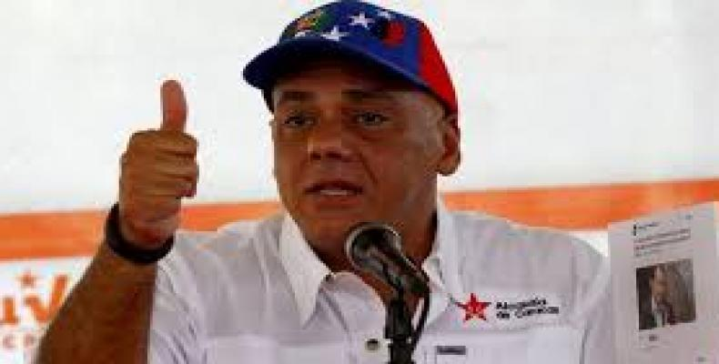 Vicepresidente sectorial para Comunicación, Cultura y Turismo de Venezuela, Jorge Rodríguez,