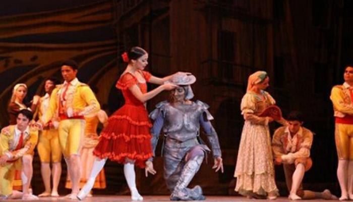 Cuban National Ballet in Don Quixote