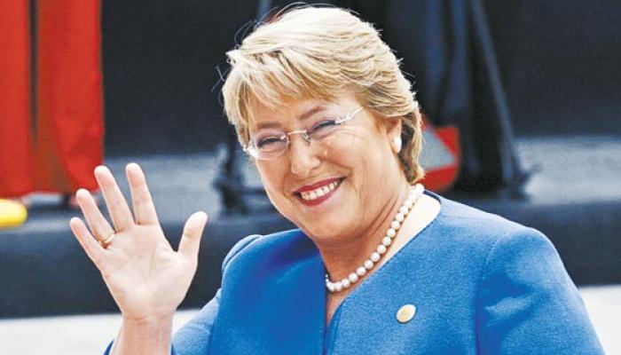 Alta comisionada de Naciones Unidas para Derechos Humanos, Michelle Bachelet