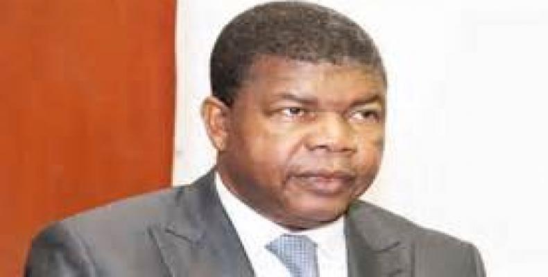 Joao Manuel Gonçalves Lourenço, Minister of Defense of Angola
