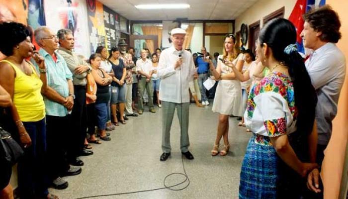 Colectivo de Radio Habana Cuba (Imagen Archivo)