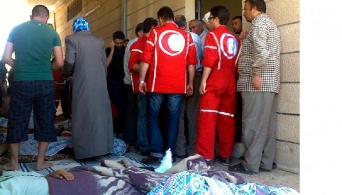 El alto comisionado de Naciones Unidas para los Derechos Humanos, Zeid Ra'ad Al Hussein, calificó de alarmante la situación humanitaria en la ciudad siria de Al