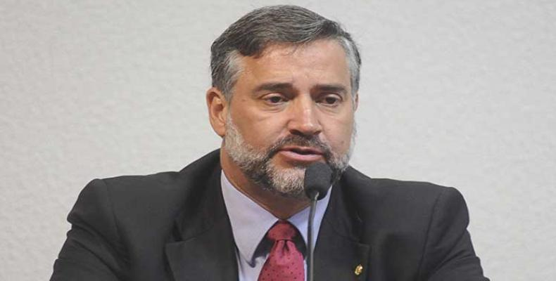 Paulo Pimenta, legislador del PT