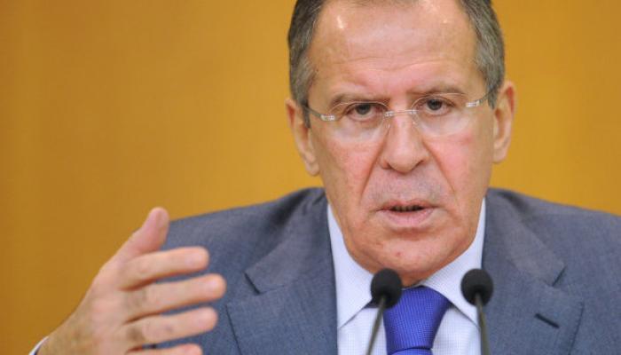 Ministro ruso de Asuntos Exteriores, Serguei Lavrov