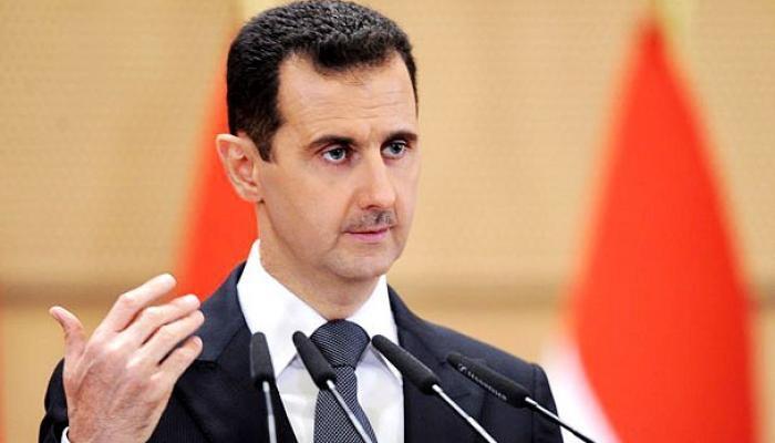 Presidente sirio Bachar Al-Assad