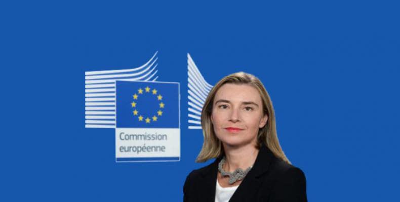Federica Mogherini (foto Archivo)