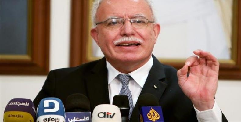 Palestine to apply for full UN membership early next year.  Photo: Press TV