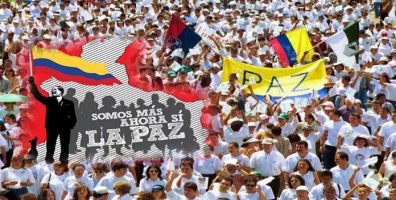 miles de obreros de Colombia marcharán este sábado en las capitales departamentales del país para clamar por el derecho a la vida y la paz