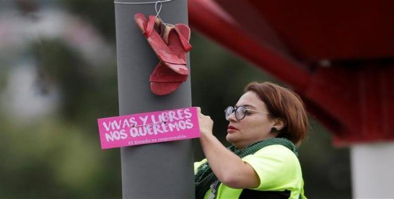 UN study finds that home is most dangerous place for women.  Photo: Press TV